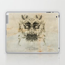 Skulloid I Laptop & iPad Skin