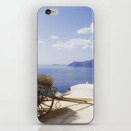 Oia iPhone Skin