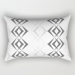 Rhombus Rectangular Pillow