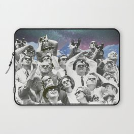 Eyes that cannot see Laptop Sleeve