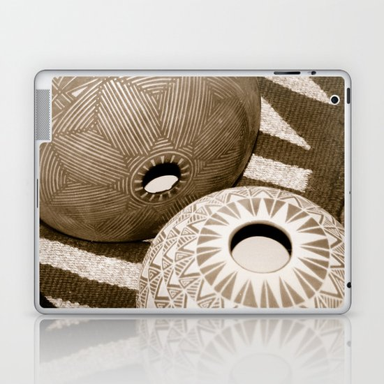 Indian Pottery Laptop & iPad Skin