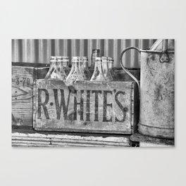 Antique lemonade Canvas Print