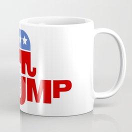 Team Trump GOP Elephant Logo Coffee Mug