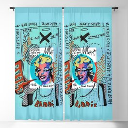 HRHC x Boo Deity Blackout Curtain