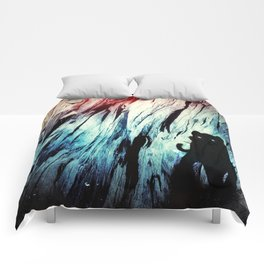 Snow Tiger Space Vision Comforters