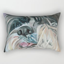Duffy the Dog Rectangular Pillow