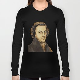 F.Chopin Long Sleeve T-shirt