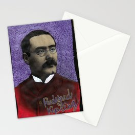 Rudyard Kipling Stationery Cards