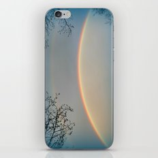 Blue Rainbow iPhone & iPod Skin