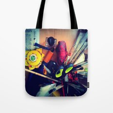 mess Tote Bag