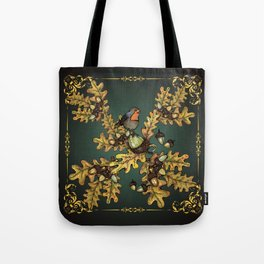 History of the autumn forest_2 Tote Bag