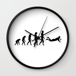 Evolution Rugby #4 - Try Wall Clock