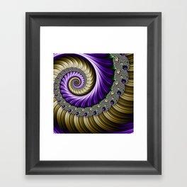 The Magic Shell Framed Art Print
