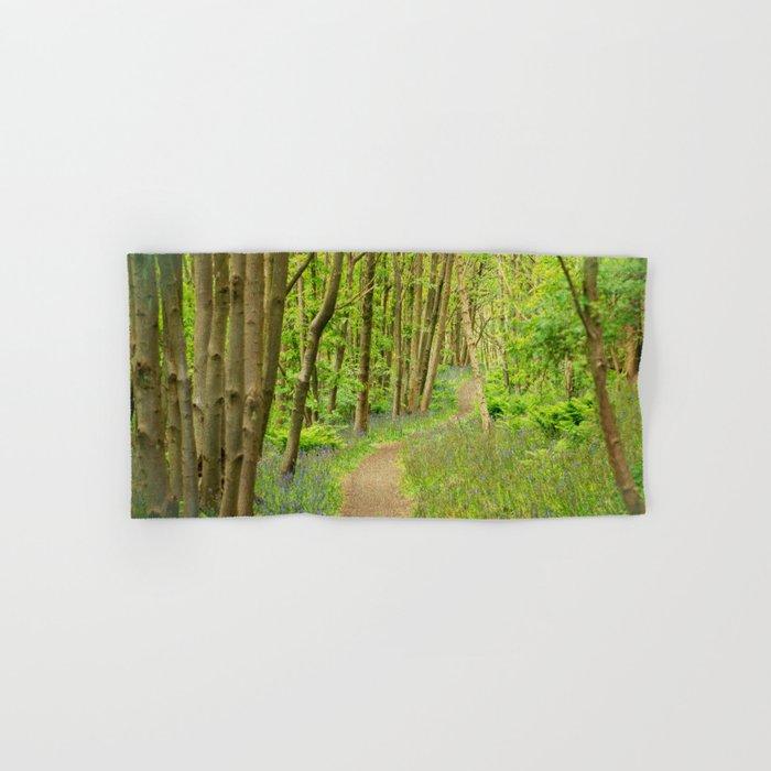 FOREST PEACE Hand & Bath Towel
