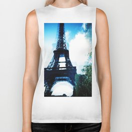 Just Awaking (Paris, Tour de Eiffel) Biker Tank