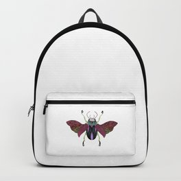 Beetle #4 Color Backpack