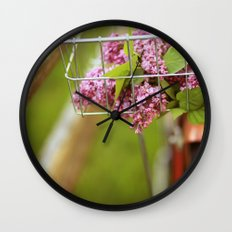 This Is A Love Story Wall Clock