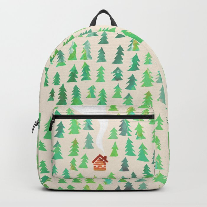 Alone in the woods Backpack