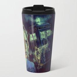 Rose Tyler as Bad Wolf - Doctor Who Travel Mug