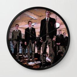 Dead Poets Society Wall Clock