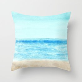 skyscapes 7 Throw Pillow