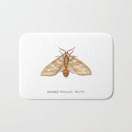 Banded Tussock Moth Bath Mat