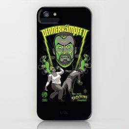 PennerKampfeII iPhone Case