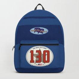 SRC Preparations Racecar Rebels: 130 Snake Bite Backpack