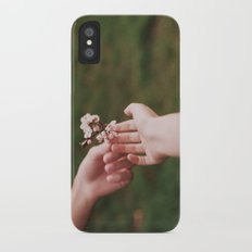 Our spring II iPhone X Slim Case