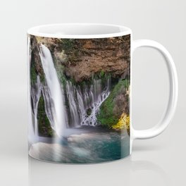 Burney Falls Panorama Coffee Mug