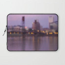 Portland at Dawn Laptop Sleeve
