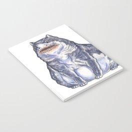 Great White Shark Cat :: Series 1 Notebook