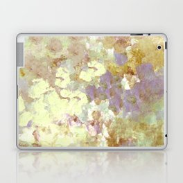 Lavender and Yellow Bouquet Laptop & iPad Skin