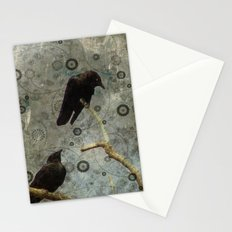 Crow Pop Stationery Cards