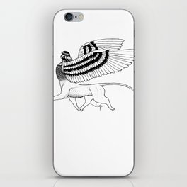 sphinx iPhone Skin