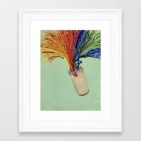milk Framed Art Prints featuring Milk by fotos de almanaque