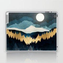 Indigo Night Laptop & iPad Skin