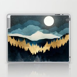 Indigo Night Laptop & iPad Skin