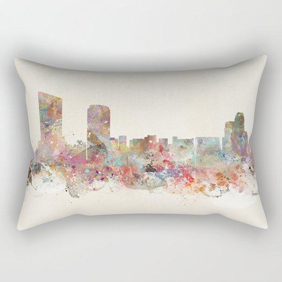 grand rapids michigan Rectangular Pillow