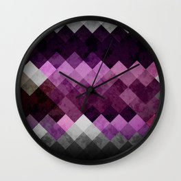 Abstract Cubes GWP Wall Clock