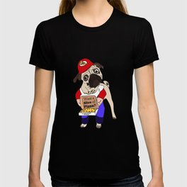 A Slice of Pizza? Dog T-shirt