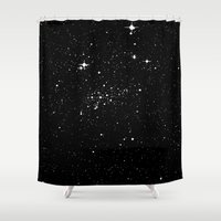 infinite Shower Curtains featuring Infinite by Ricardo Rui