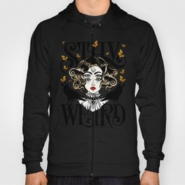 Rose and The Ravens | Stay Weird Hoody