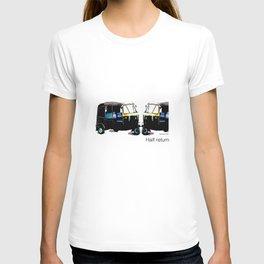 Half Return T-shirt