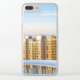 Taipei City Housing Clear iPhone Case