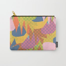 Autumnal abstraction Carry-All Pouch