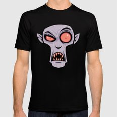 Count Dracula Mens Fitted Tee Black MEDIUM