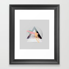 Minimalism 3 Framed Art Print