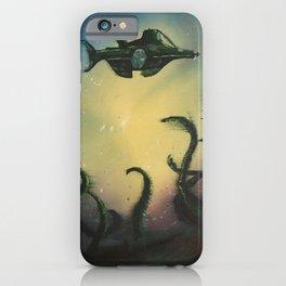 20,000 Leagues Under The Sea - Jules Verne iPhone Case