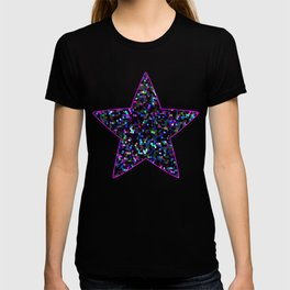 Mosaic Glitter Texture G45 T-shirt